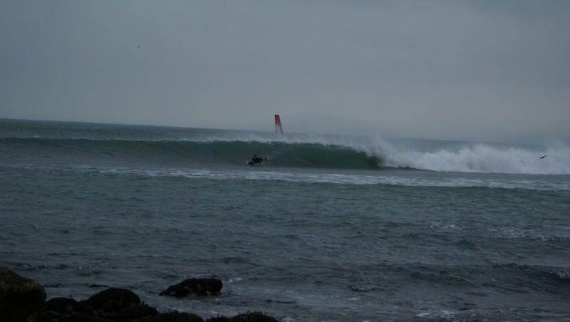 Surf report La Torche - France (29) 2009-12-28 10:00:00