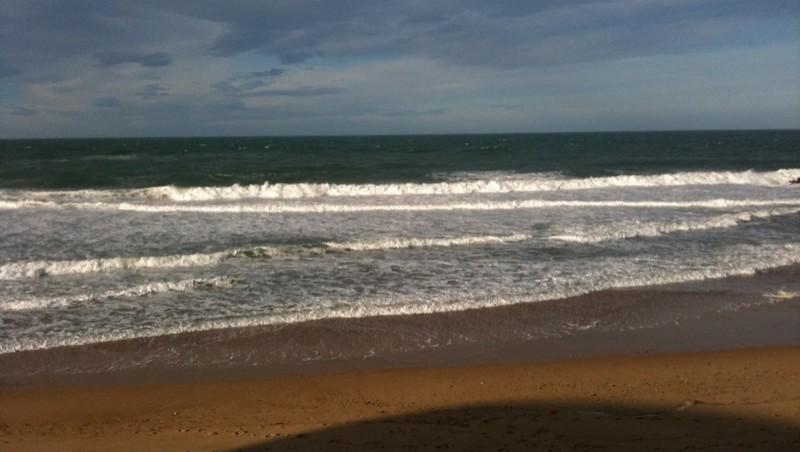 Surf report Capbreton - Le Santosha - France (40) 2009-12-30 11:30:00