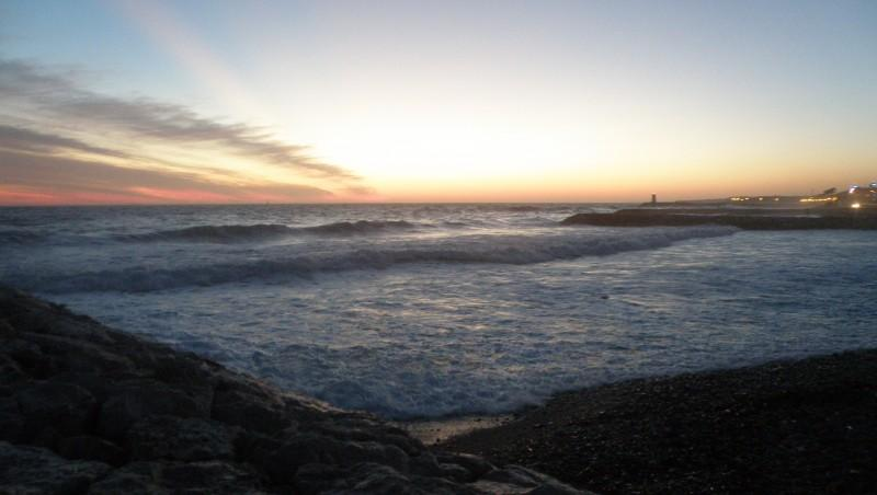 Surf report Sausset-les-Pins - L'Hermitage - France (13) 2009-12-30 16:35:00