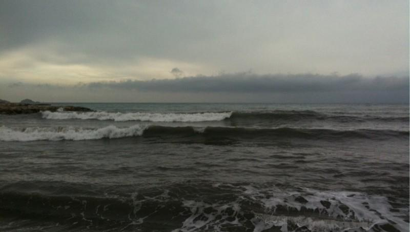 Surf report Le Prado - France (13) 2009-12-31 10:45:00