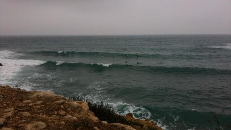 Surf report L'Arquet - France (13) 2009-12-31 11:00:00