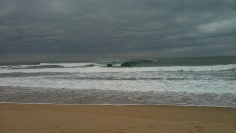 Surf report Cap-Ferret - Plage de L'Horizon - France (33) 2009-12-31 14:00:00