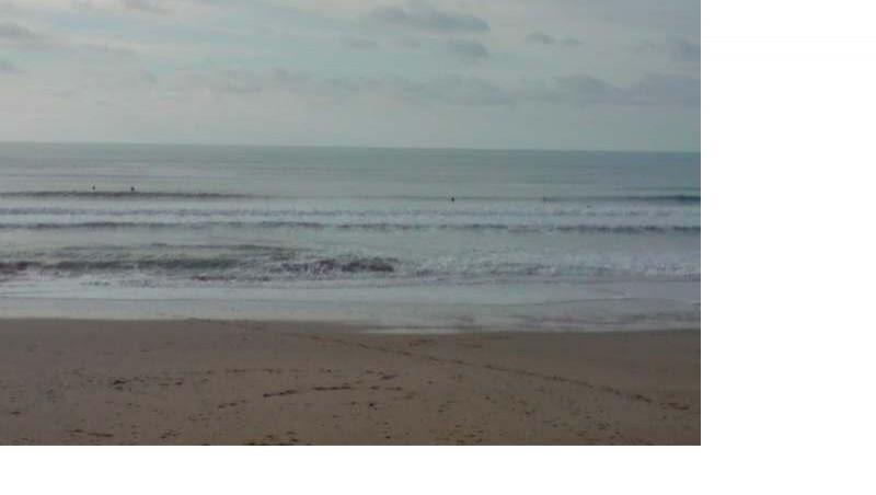 Surf report Plage des Dunes - France (85) 2010-01-02 13:00:00