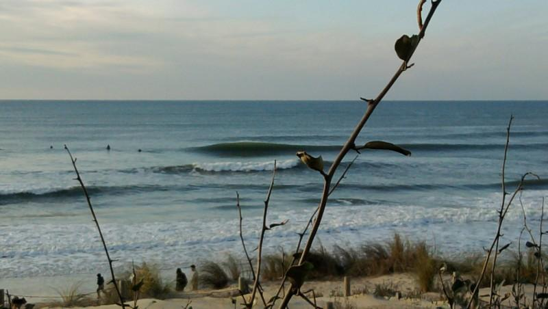 Surf report Lacanau Océan - La Nord - France (33) 2010-01-02 14:00:00