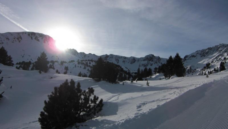Snow report Soldeu El Tarter - Andorre (AD) 2010-01-01 09:00:00