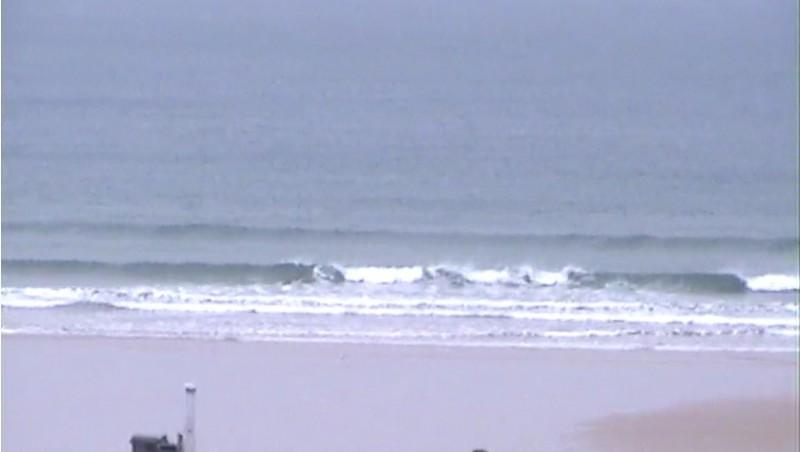 Surf report Sciotot - France (50) 2010-01-12 14:00:00