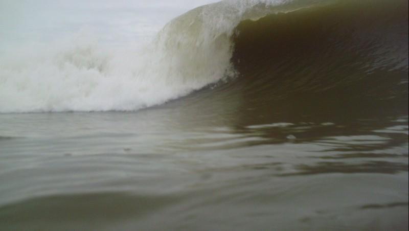 Surf report Soulac sur Mer - France (33) 2010-01-16 16:00:00