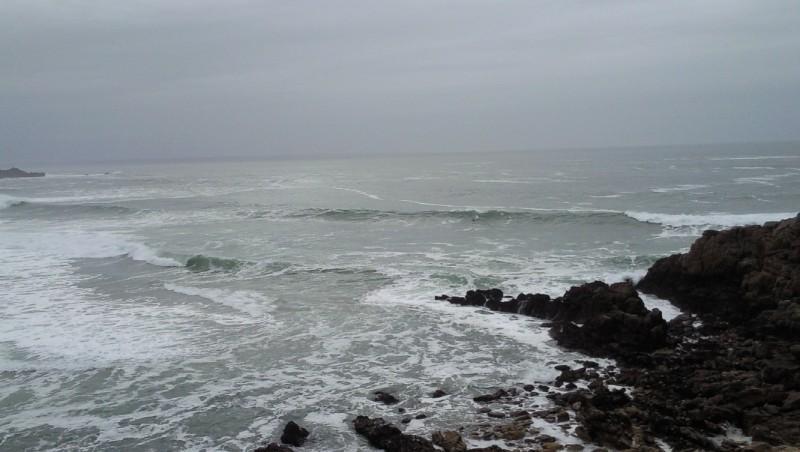 Surf report Quiberon - Port Blanc - France (56) 2010-01-21 15:00:00