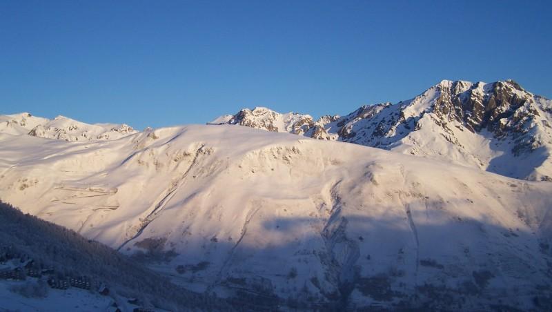 Snow report Saint Lary Soulan - France (65) 2010-01-26 13:00:00