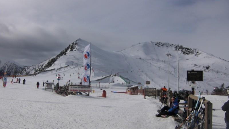 Snow report Saint Lary Soulan - France (65) 2010-01-28 14:00:00