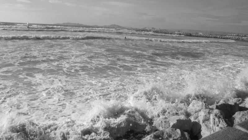 Surf report Le Prado - France (13) 2010-01-28 15:00:00