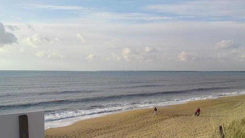 Surf report La Térrière - France (85) 2010-01-31 17:00:00