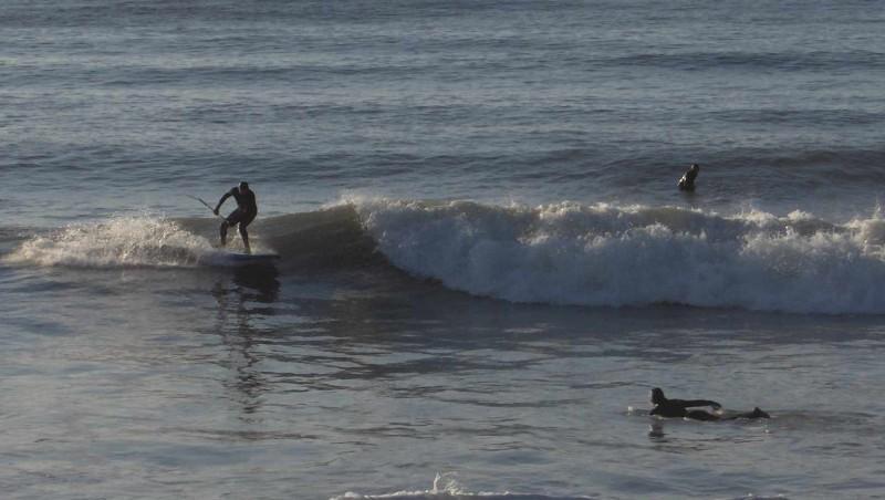 Surf report Grand Village - France (17) 2010-01-31 16:00:00
