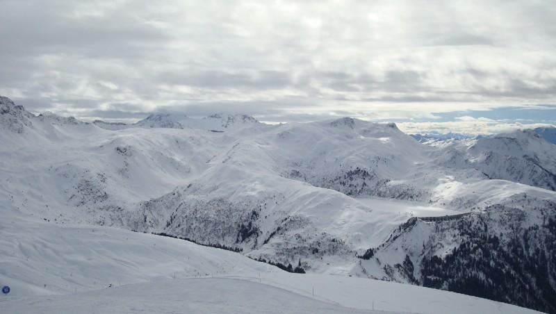 Snow report Les Contamines Montjoie - France (74) 2010-02-03 12:00:00