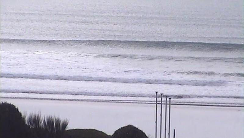 Surf report Sciotot - France (50) 2010-02-06 16:00:00