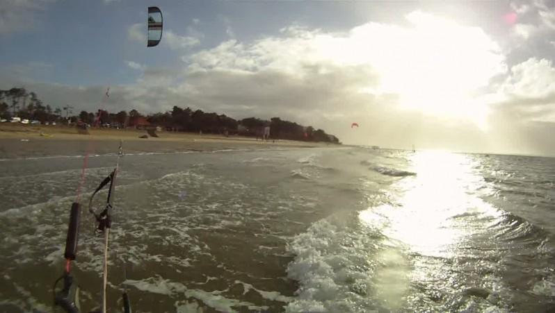 Wind report Arcachon - Les Arbousiers - France (33) 2010-02-06 15:00:00