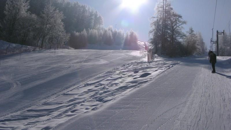 Snow report Ancelle - France (05) 2010-02-13 09:00:00