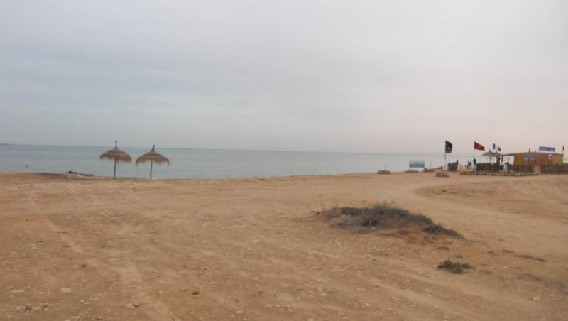 Wind report Smile Beach  - Tunisie (TN) 2010-02-08 15:00:00