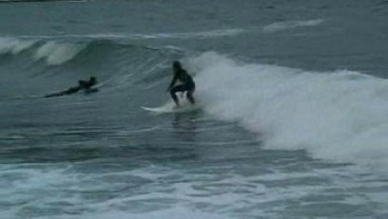 Surf report Beaulieu sur Mer - Niven - France (06) 2010-02-16 15:00:00