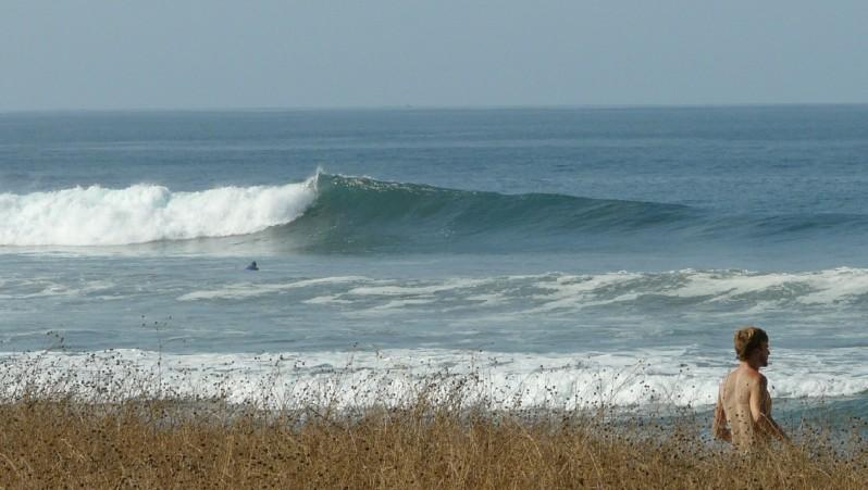 Surf report Playa Guiones - Costa Rica (CR) 2010-02-21 06:00:00