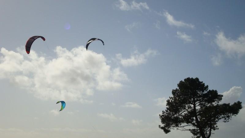Wind report Lacanau Lac - France (33) 2010-02-28 11:00:00