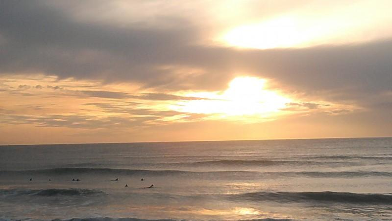 Surf report Lacanau Océan - La Nord - France (33) 2010-03-02 18:00:00
