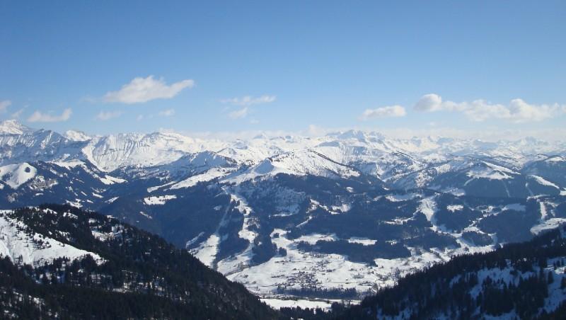 Snow report Combloux - France (74) 2010-03-05 10:00:00