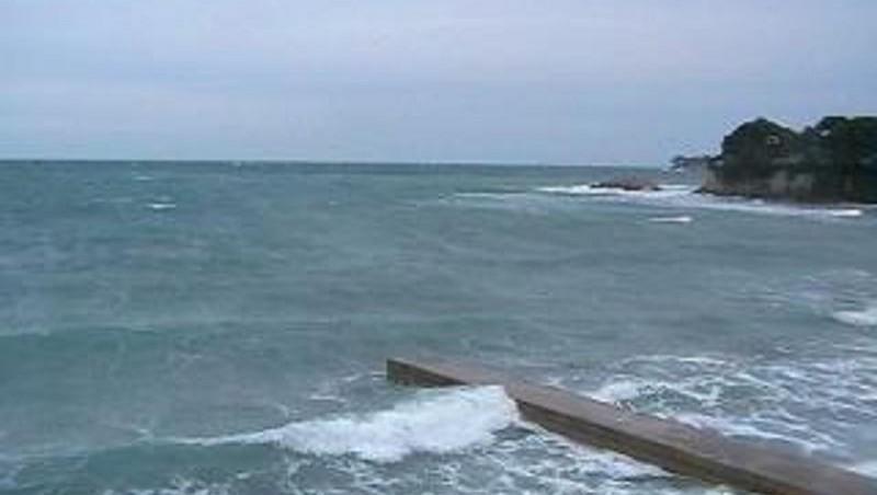 Surf report Beaulieu sur Mer - Niven - France (06) 2010-03-08 15:00:00
