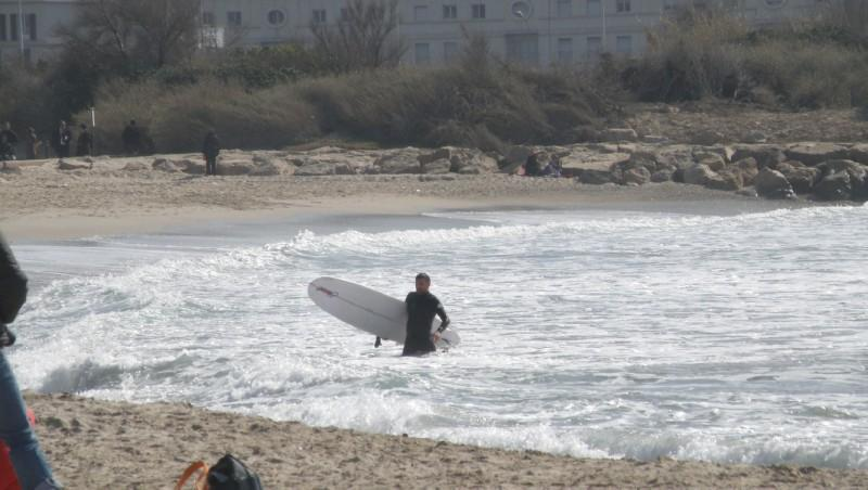 Surf report Le Prado - France (13) 2010-03-14 13:00:00