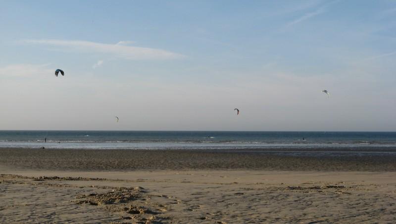 Wind report St Aubin - France (76) 2010-03-15 14:00:00