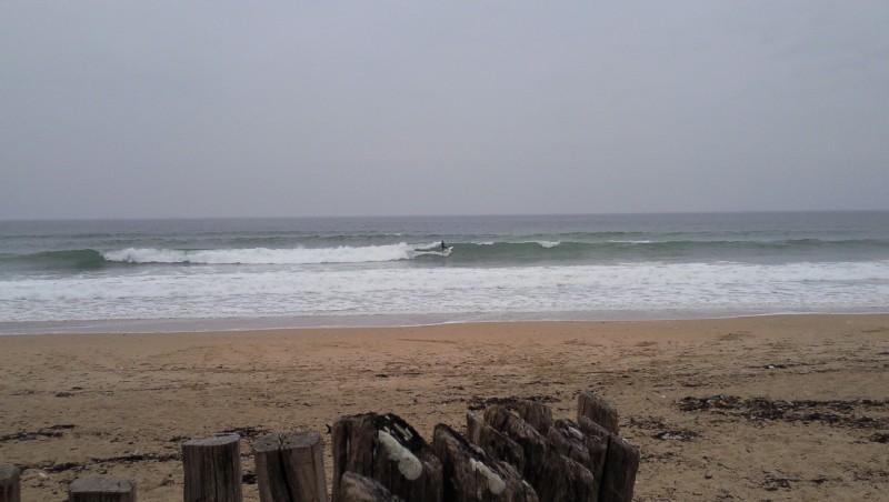 Surf report Penthièvre - France (56) 2010-03-18 15:00:00