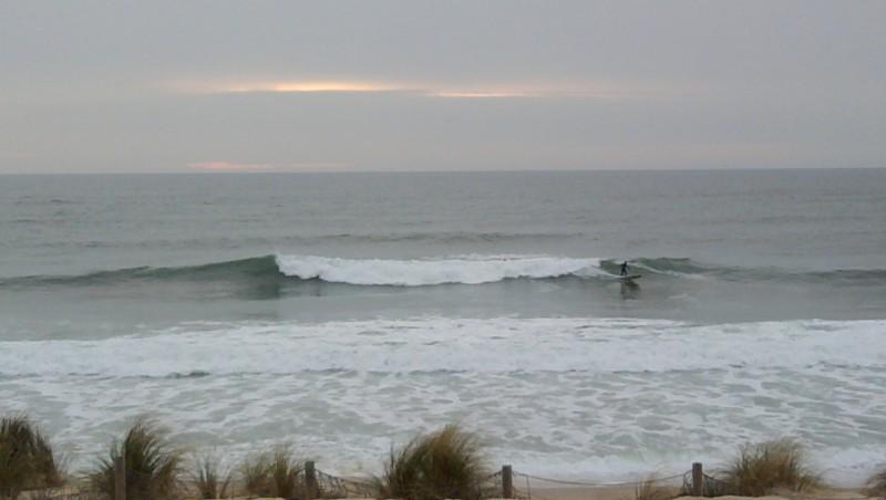 Surf report Lacanau Océan - La Nord - France (33) 2010-03-18 18:00:00