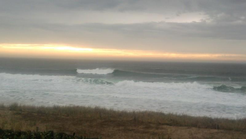 Surf report Lacanau Océan - La Nord - France (33) 2010-03-19 18:00:00
