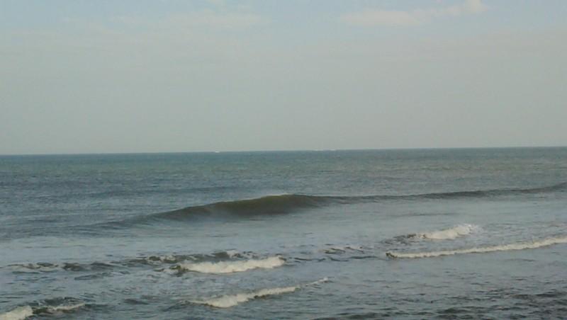 Surf report Soulac - L'Amélie - France (33) 2010-03-20 10:00:00