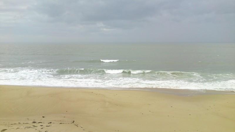 Surf report La Térrière - France (85) 2010-03-20 09:00:00