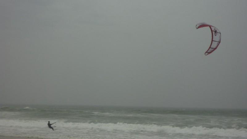 Wind report Lacanau Océan - La Nord - France (33) 2010-03-19 15:00:00