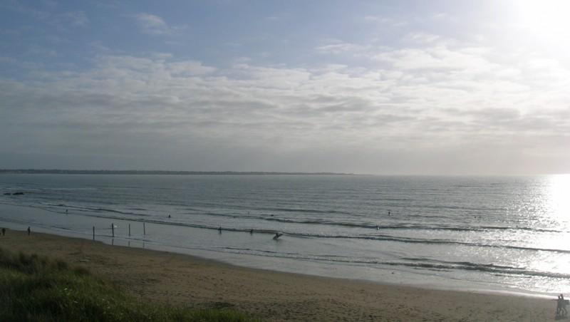 Surf report Gohaud - France (44) 2010-03-21 15:00:00