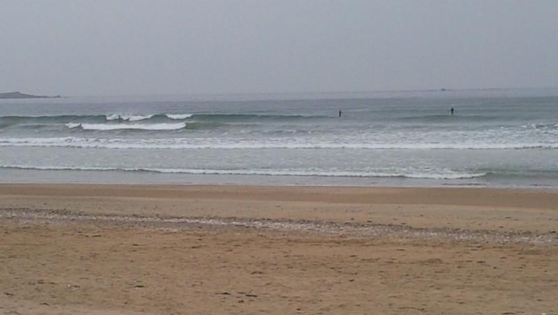 Surf report Penthièvre - France (56) 2010-03-24 15:00:00