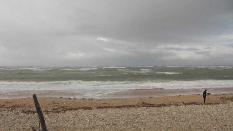 Wind report Les Huttes - Trois Pierres - France (17) 2010-03-26 10:00:00