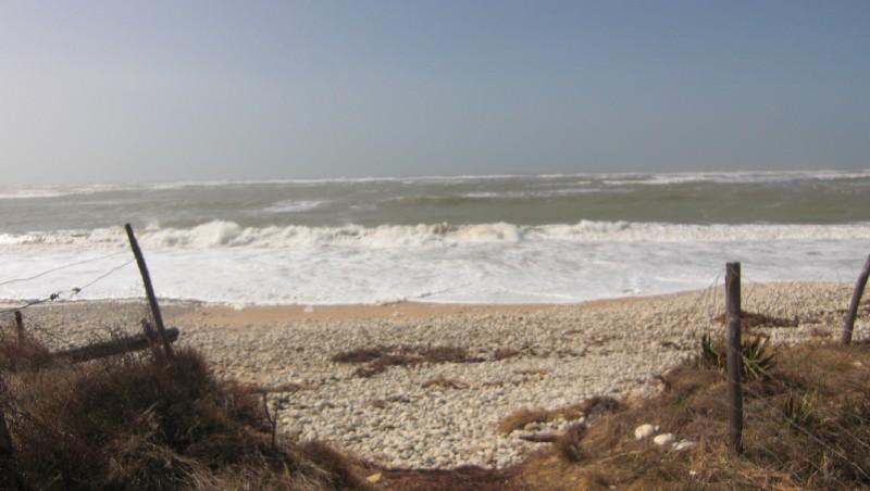Wind report Les Huttes - Trois Pierres - France (17) 2010-03-27 13:00:00
