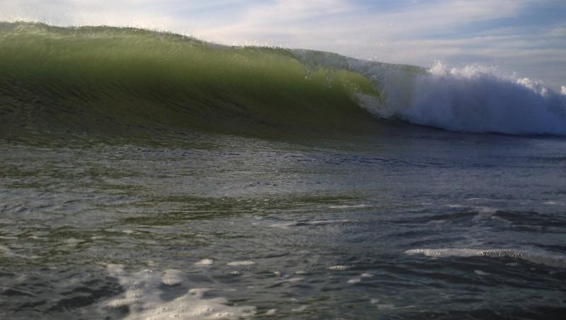 Surf report Lacanau Océan - La Nord - France (33) 2010-03-29 19:00:00