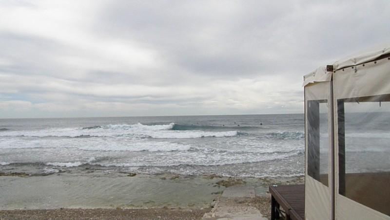 Surf report Sausset-les-Pins - L'Hermitage - France (13) 2010-03-30 12:00:00