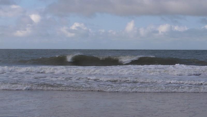 Surf report Saint-Palais-sur-Mer - Grande Côte - France (17) 2010-04-07 12:00:00