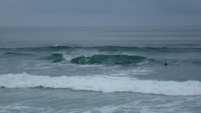 Surf report Lacanau Océan - La Nord - France (33) 2010-05-01 11:00:00