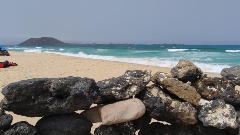 Wind report Flag Beach - Fuerteventura - Espagne (ES) 2010-05-02 11:00:00