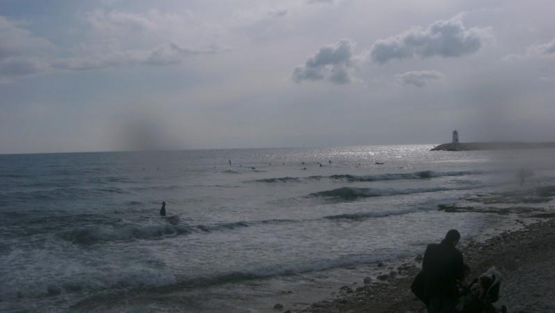 Surf report Sausset les Pins - Plage du Port - France (13) 2010-05-02 17:00:00
