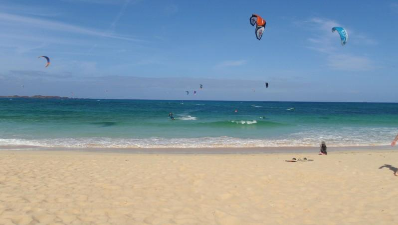 Wind report Flag Beach - Fuerteventura - Espagne (ES) 2010-05-03 16:00:00