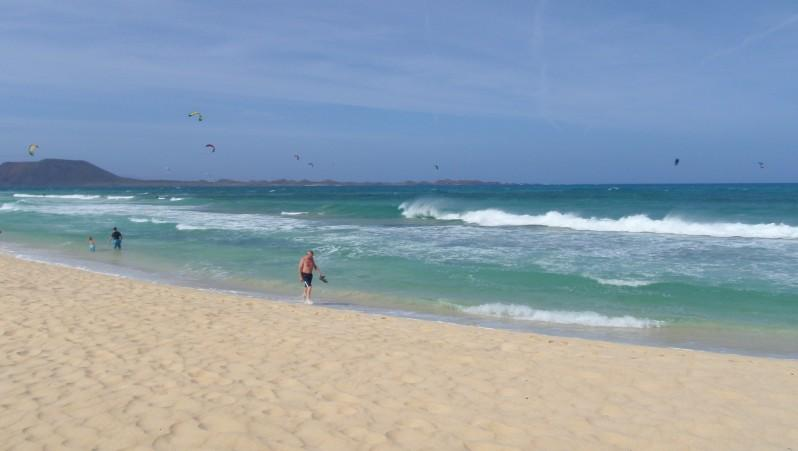 Wind report Flag Beach - Fuerteventura - Espagne (ES) 2010-05-04 15:00:00