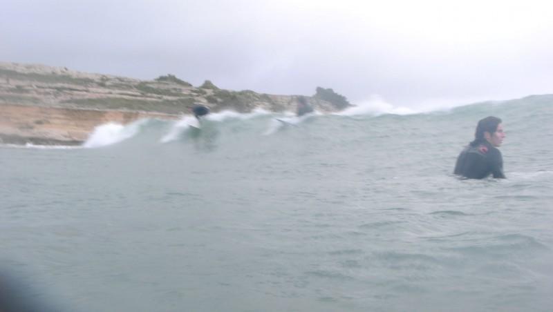 Surf report Plage du Verdon - France (13) 2010-05-04 18:00:00