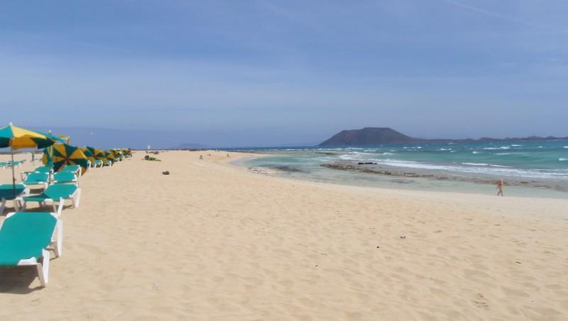 Wind report Flag Beach - Fuerteventura - Espagne (ES) 2010-05-05 12:00:00